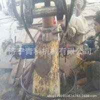 挖掘机履带维修压套机 钢套装配工具 70T电动泵压套机
