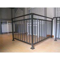 北京厂家畅销学校锌钢护栏 小区围栏 围墙铁艺栅栏护栏价格优惠