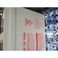 艾诺斯霍克GENESIN蓄电池12V100AH工业电池NP100-12RFR