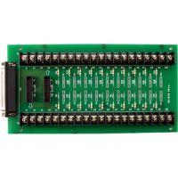 泓格带1M D-sub 37 芯电缆的螺钉端子板DB-8125