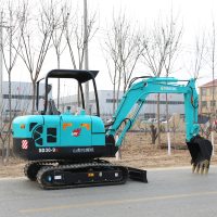 0.5吨的履带挖掘机多少钱 国产2吨微型挖掘机价格 10万元以下小挖掘机价格