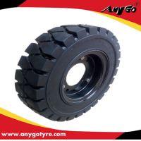 扫地车AnyGo实心轮胎4.00-8及配套轮辋