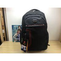 大容量高中生男女背包旅行包書包商務電腦包耐磨休閑雙肩包