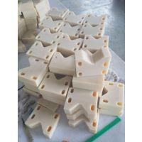 黑龙江超高分子量聚乙烯板材 mc尼龙垫块 uhmw-pe滑块 举升机滑块厂家各种规格