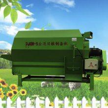 大型立式饲料搅拌机 拖拉机牵引式搅拌机 粮草混合拌料机