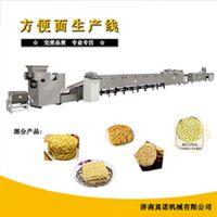 供应中国 北京 山东济南 淄博 方便面生产设备膨化机真诺机械