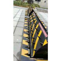 深圳思科瑞全自动路障机厂家直销SST6000-4m液压防撞阻车器 翻板反恐墙