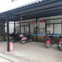 广州智能小区出租房电瓶车充电站EB-SST 微信支付宝二维码扫码模块