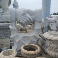 供应石雕花岗岩抽象人物母子景观装饰摆件 园林景区城市广场石材工艺品雕刻