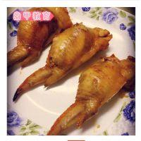 正宗台湾鸡翅包饭小吃技术配方教程腌料配方去骨技巧技术配方大全