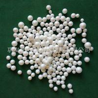 工业废水领域用轻质滤珠滤料 白色球状泡沫滤料 eps发泡滤珠