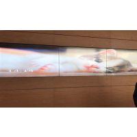 广州厂家直销55寸1.7MM三星拼接屏电视大背景墙安防监控显示器