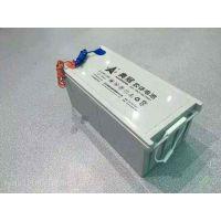 奥冠太阳能蓄电池6CNFJ100胶体电池存多少度电