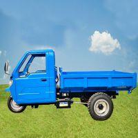 工程三轮车自卸电动高低速可订做大马力工程矿用拉料运输的柴油农用三轮车