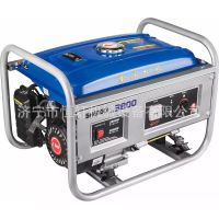 新款汽油发电机 汽油柴油发电机厂家 发电电焊一体机