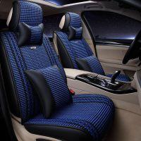 新款汽车坐垫四季通用座套汽车坐垫车座套汽车用品新品一件代发
