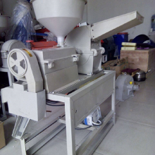抚顺农村小型加工设备 大米磕稻机的实用性多少钱一台