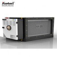 快霸(Kuarbaa) 油烟净化器8000风量餐饮厨房烧烤单个活性炭除异味设备