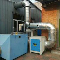 湫鸿废气吸附活性炭环保箱干式漆雾处理设备厂家直销
