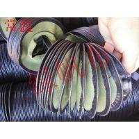 缝制丝杆丝杠防尘套帆布带拉链 油缸防护罩供应商