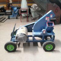 现货供应果树枝切片机 移动木材切片机价格 小型切片机生产厂家
