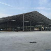 可定制跨度大型临时厂房出租 帐篷厂家出售铝合金仓库帐篷租赁