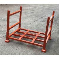 钢制可拆可折叠堆垛架仓储货架冷库专用货架布料堆垛架托盘堆垛架
