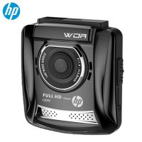 惠普/HP F300c行车记录仪1080p高清夜视迷你防碰瓷汽车停车监控