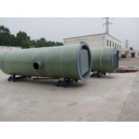 咸宁最重视的污水提升预制泵站