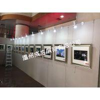 温州成方展览艺术板墙 无缝展板墙 亚麻布展板租赁 无缝展板租赁