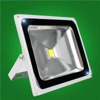 厂家直销合创星LED投光灯户外室外灯防水广告led射灯路灯泛光灯50w