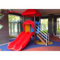 幼儿园儿童滑梯哪个牌子好?湖南组合滑梯设备报价 长沙滑梯生产工艺