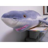 厂家直销毛绒玩具沙鱼公仔箭鱼海豹鱼娃娃儿童生日礼品情人礼物