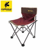户外便携式折叠椅子 烧烤沙滩休闲钓鱼椅 加粗管加厚靠背椅
