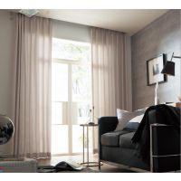供应日本进口山月印花聚酯纤维窗纱遮光窗帘 AC 6002