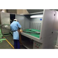 泊头蓝润焊烟打磨工作台生产厂家