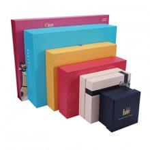 礼品盒生产厂家产品哪个好做_中晨纸品