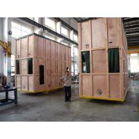 河口出口熏蒸木包装箱, 东营木箱加工,垦利胶合板木包装箱直销