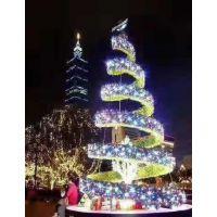 驰威展览 圣诞树实力厂家大型圣诞树道具租赁 高端精致
