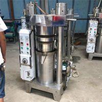 韩式液压榨油机 芝麻核桃榨油 香油机 全自动快速榨油机