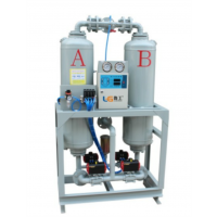 供应鲁工无热再生吸附式干燥机