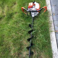 电线杆打坑机 种植专用挖坑设备 挖坑机 树坑机配件 可定做操作简单 欢迎选购