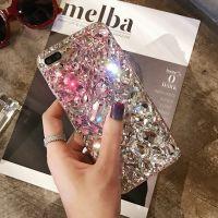 苹果7plus手机壳奢华女iphone6硅胶套水钻大气欧美6s全包韩国潮牌