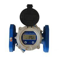 供应双声道优质水表 管段式超声波智能水表 senslor