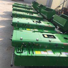 施肥机开沟机 农业机具厂家耕种设备农业机械履带式施肥机械