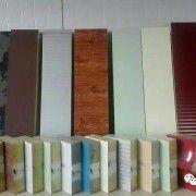 黑龙江齐齐哈尔聚氨酯保温冷库板960-1000型聚氨酯封边岩棉夹心板厂家