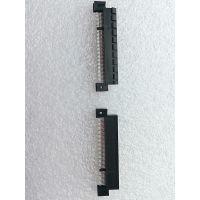 代理富士康PCI-E连接器,2EG24917-D5D1-JF,夹板PCI-E,98P,8X