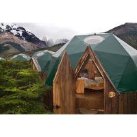 穹顶球形星空特色帐篷屋,全透明半透明,抖音同款网红帐篷酒店