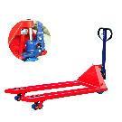 鸿福油压拖板车主要技术参数和零配件表