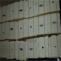 硅酸铝针刺毡生产工艺 耐火陶瓷保温毡80kg